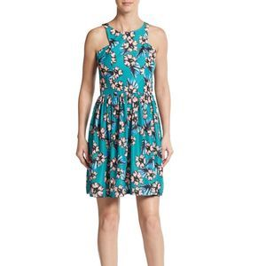 Amanda Uprichard Floral Elle Dress XS